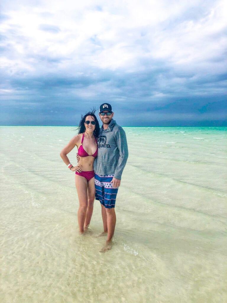 sand dollar beach bahamas