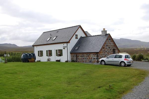 Bed and Breakfast in The Highlands, Scotland