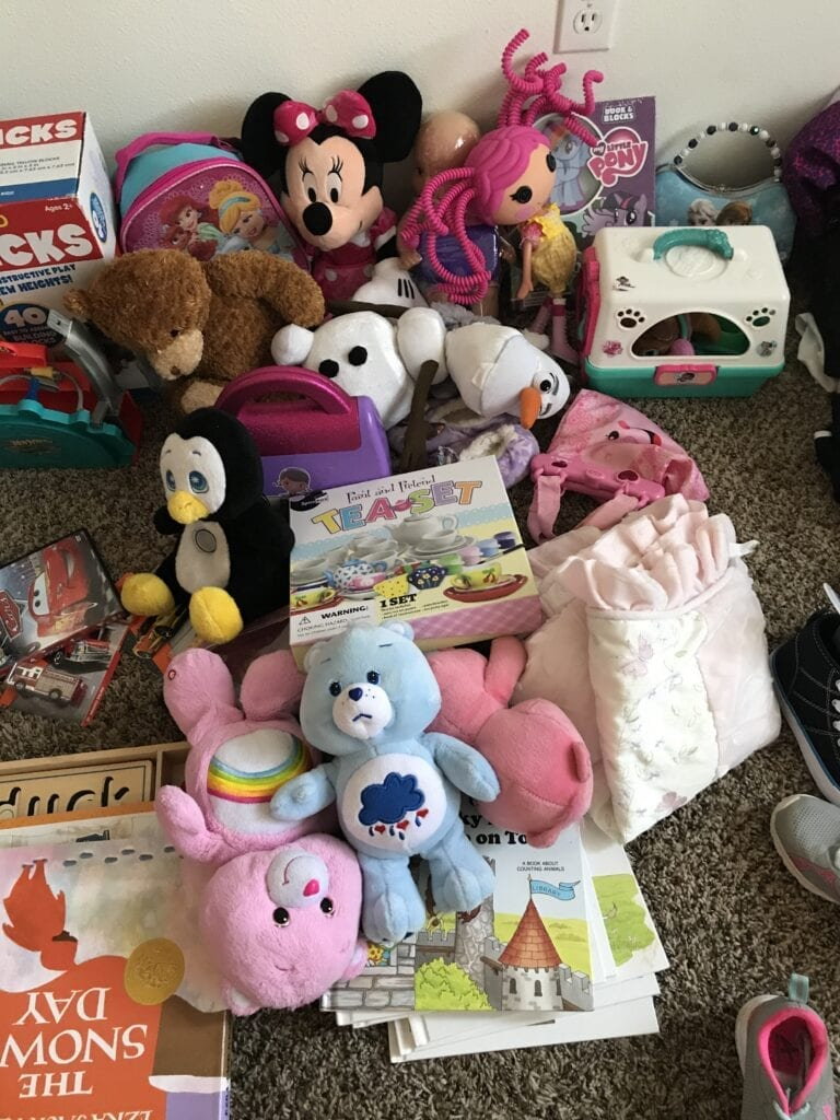 kids toys for donations