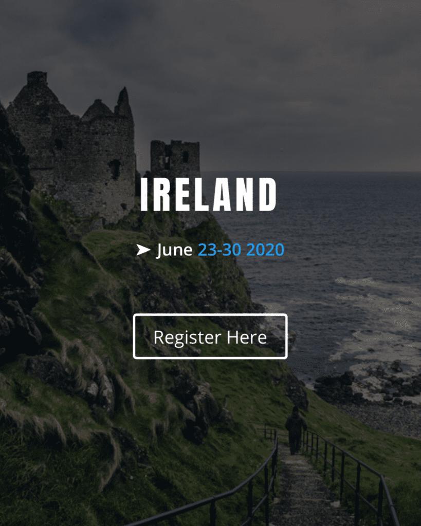 Ireland humanitarian trip
