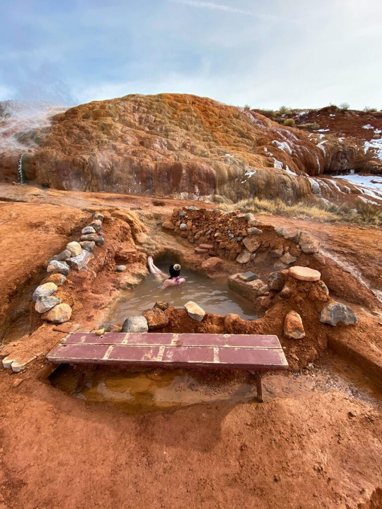 Seceret Monroe Hot Springs