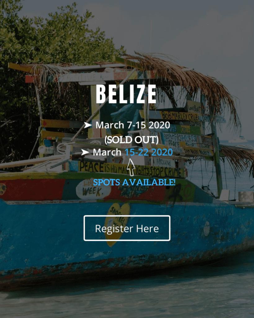 humanitarian trip Belize