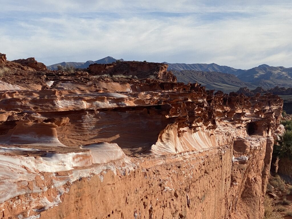 little finland, nevada gold butte national monument