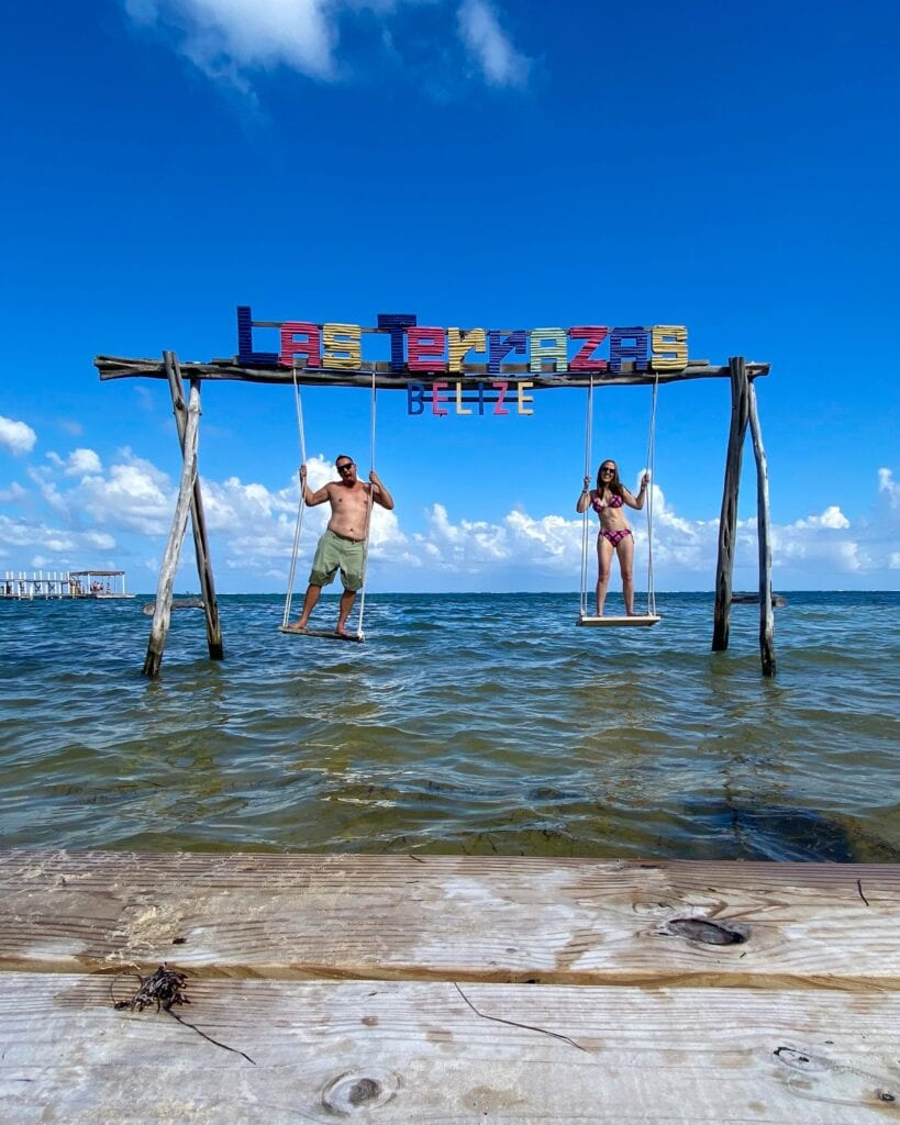 Beaches Ambergris Caye Belize
