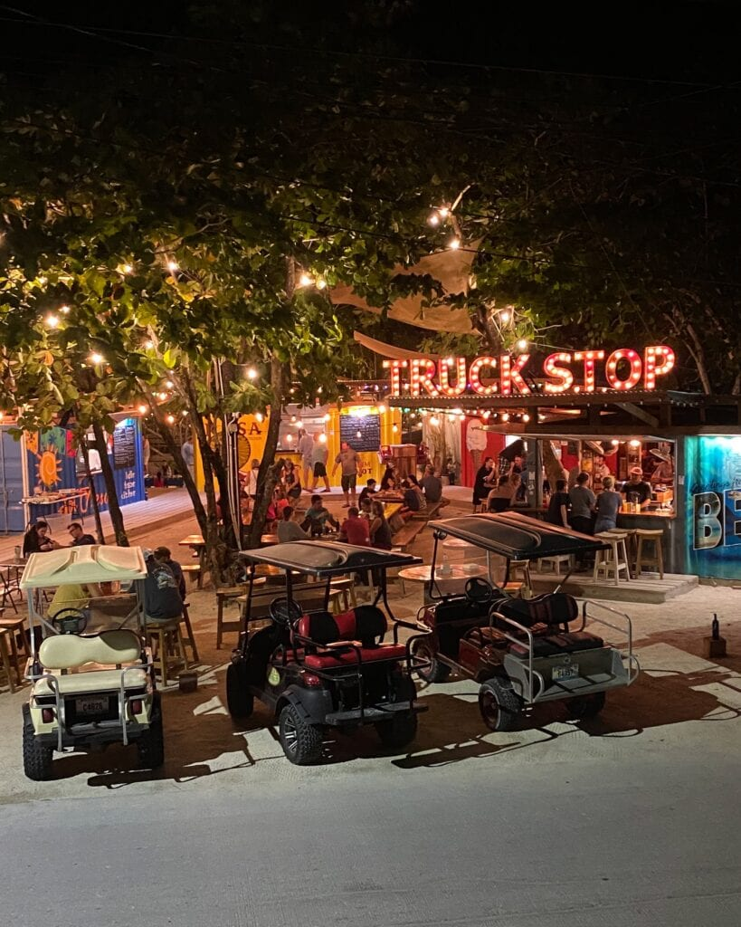 Truck Stop Belize