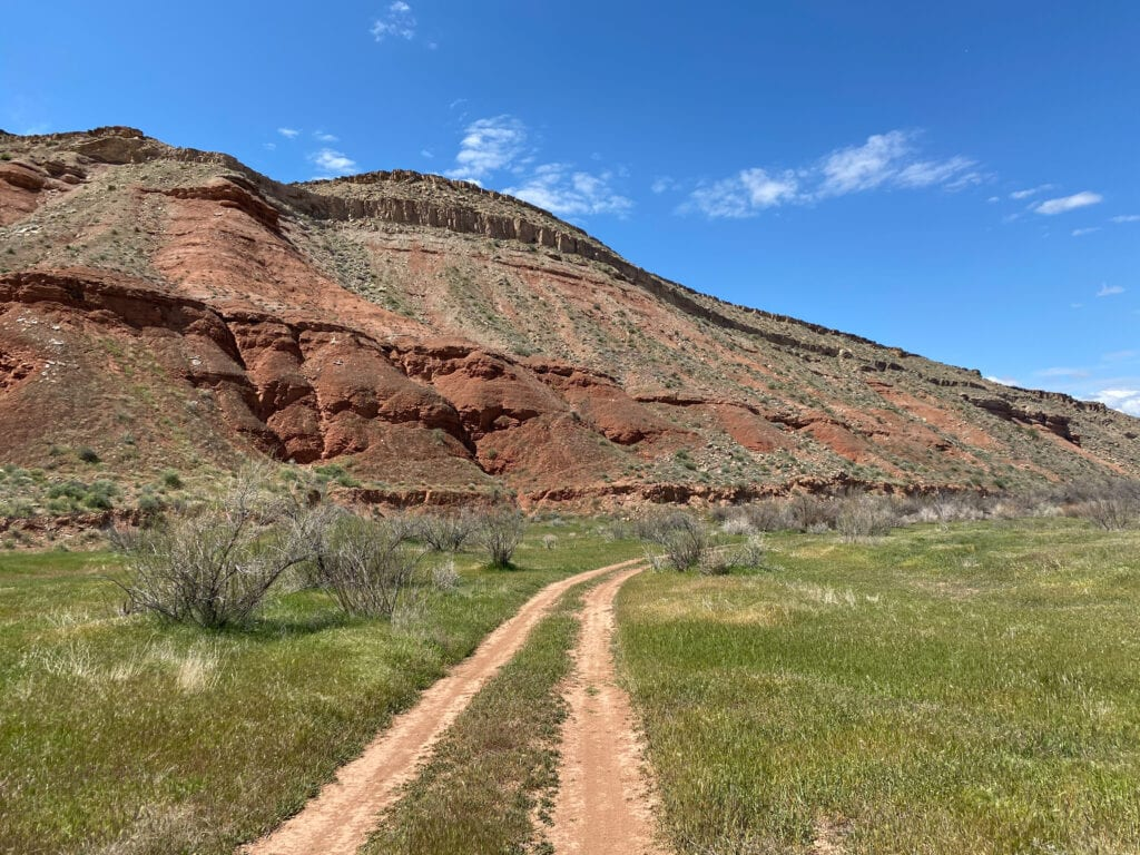views of utah trail