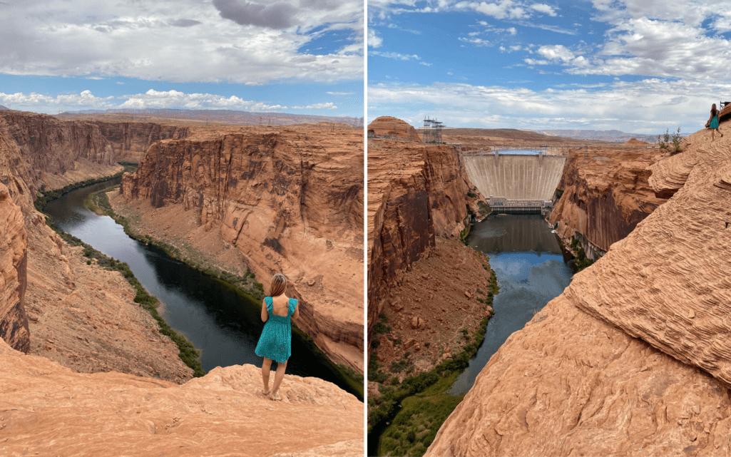 Gen Canyon Dam