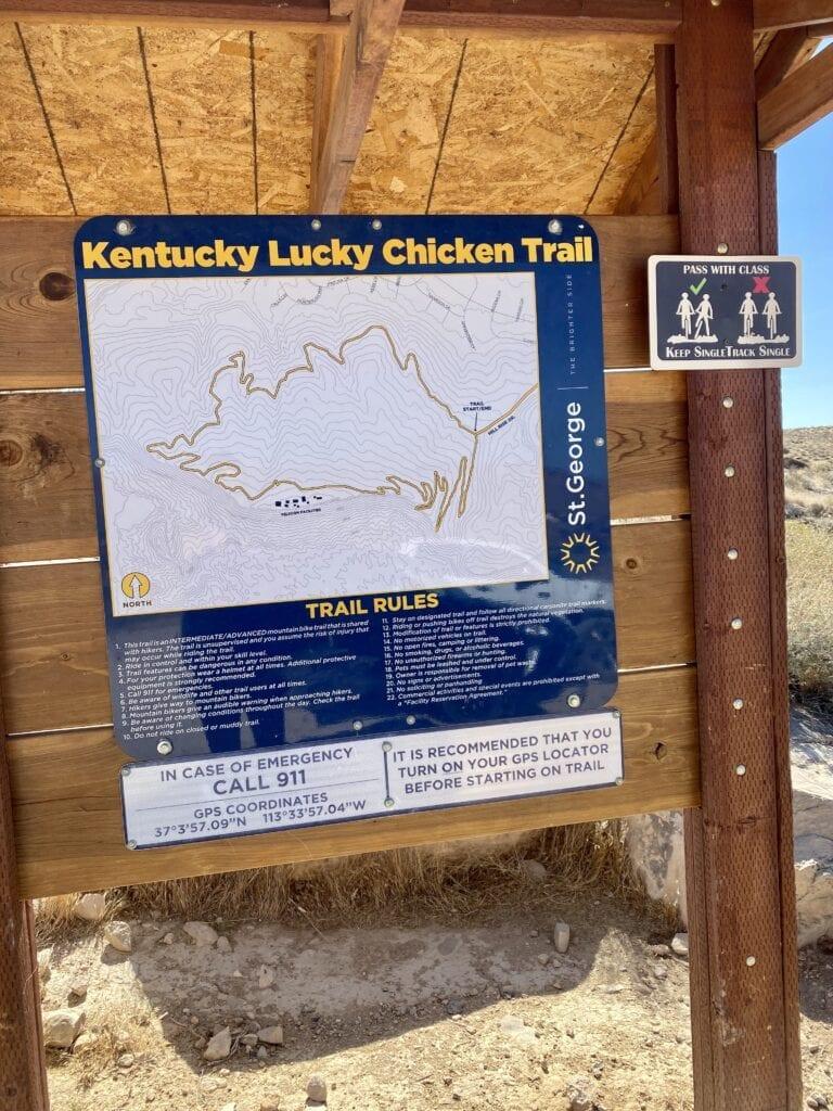 Kentucky Lucky Chicken Trail