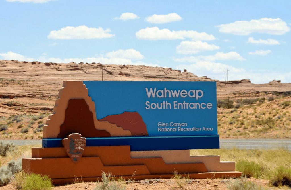 Wahweap Overlook