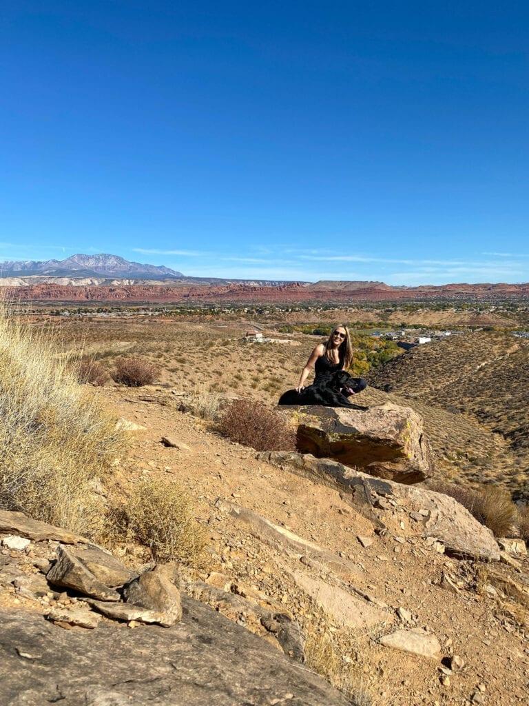 Black Brush Trail