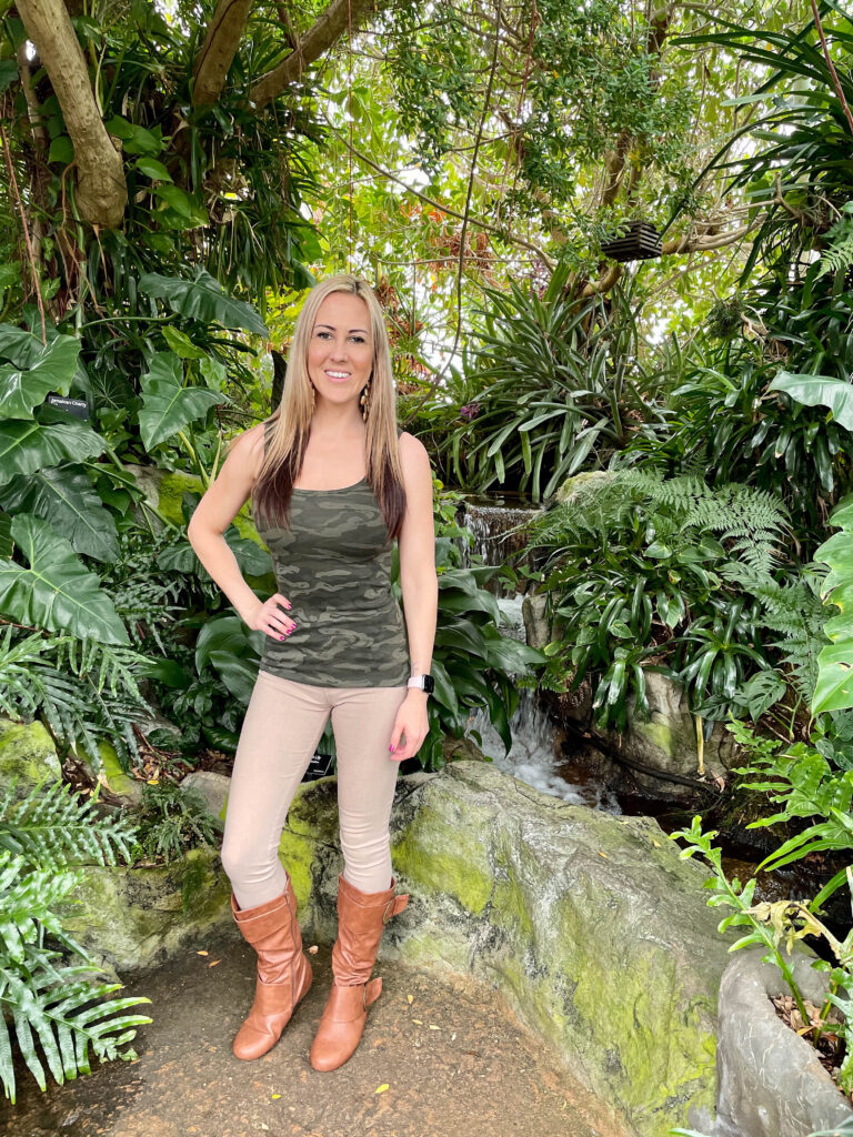Oklahoma city Botanical Gardens